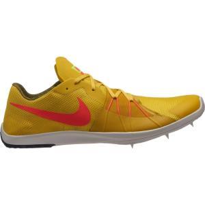 ナイキ メンズ シューズ・靴 陸上 Nike Zoom Forever XC 5 Track and Field Shoes Gold/Pink|fermart2-store
