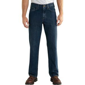 カーハート Carhartt メンズ ジーンズ・デニム ボトムス・パンツ relaxed-fit holter jeans Frontier|fermart2-store