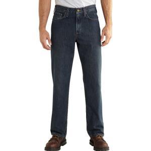 カーハート Carhartt メンズ ジーンズ・デニム ボトムス・パンツ relaxed-fit holter jeans Bed Rock|fermart2-store