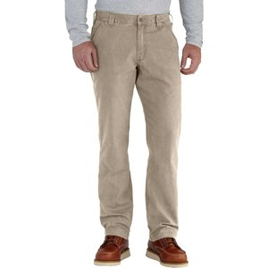 カーハート Carhartt メンズ オーバーオール ダンガリー ボトムス・パンツ rugged flex rigby dungaree pants Tan|fermart2-store