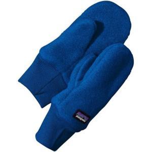 パタゴニア ユニセックス 手袋・グローブ Baby Pita Pocket Mittens Viking Blue|fermart2-store