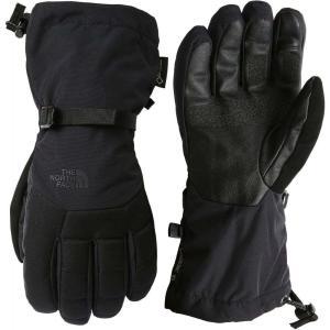 ザ ノースフェイス メンズ 手袋・グローブ Montana Gore-Tex Gloves TNF Black|fermart2-store