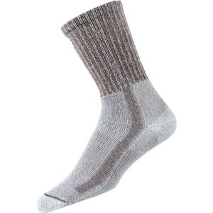 トーロ Thorlo メンズ ハイキング・登山 Thor-Lo Lite Hiking Crew Socks Dark Brown|fermart2-store
