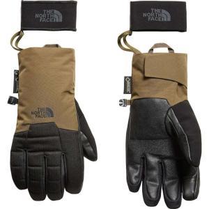 ザ ノースフェイス The North Face メンズ 手袋・グローブ Montana GORE-TEX SG Gloves Beech Green/TNF Black|fermart2-store