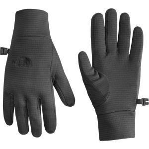 ザ ノースフェイス The North Face ユニセックス 手袋・グローブ Adult FlashDry Liner Gloves Asphalt Grey|fermart2-store