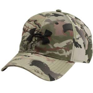 アンダーアーマー メンズ 帽子 Camo 2.0 Hunting Hat Ridge Reaper Barren|fermart2-store