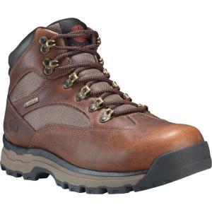 ティンバーランド メンズ シューズ・靴 ハイキング・登山 Chocorua Trail 2.0 Mid GORE-TEX Hiking Boots Brown|fermart2-store