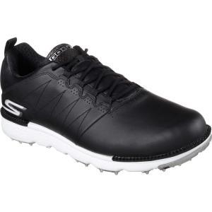 スケッチャーズ メンズ シューズ・靴 ゴルフ GO GOLF Elite 3 Golf Shoes Black/White|fermart2-store