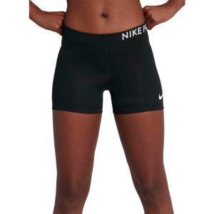 ナイキ レディース ショートパンツ ボトムス・パンツ Core Pro 3'' Shorts Black/White|fermart2-store