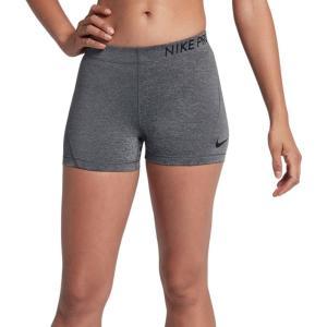 ナイキ レディース ショートパンツ ボトムス・パンツ Core Pro 3'' Shorts Charcoal Heathr/Black|fermart2-store