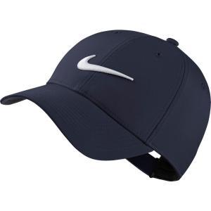 ナイキ Nike メンズ キャップ 帽子 2018 Legacy91 Tech Golf Hat Obsidian Heather/Black|fermart2-store