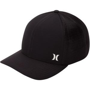 ハーレー ユニセックス キャップ 帽子 Milner Trucker Hat Black/Black|fermart2-store