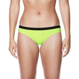 ナイキ レディース ボトムのみ 水着・ビーチウェア Nike Guard Sport Bikini Bottom Volt fermart2-store