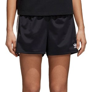アディダス レディース ショートパンツ ボトムス・パンツ adidas Originals 3-Stripes Shorts Black|fermart2-store