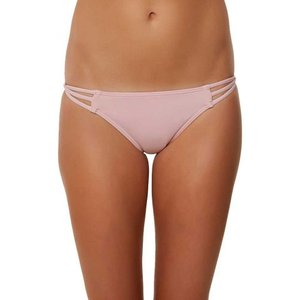 オニール O'Neill レディース ボトムのみ 水着・ビーチウェア Salt Water Solids Multi Side Strap Bikini Bottoms Pink|fermart2-store