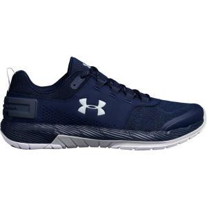 アンダーアーマー メンズ シューズ・靴 フィットネス・トレーニング Commit TR Ex Training Shoes Navy|fermart2-store