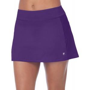 フィラ Fila レディース ミニスカート スコート スカート core a-line skort Purple|fermart2-store