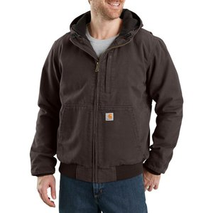 カーハート Carhartt メンズ ジャケット アウター full swing armstrong active jacket Dark Brown|fermart2-store