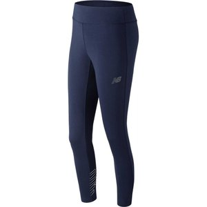 ニューバランス New Balance レディース スパッツ・レギンス インナー・下着 nb athletics leggings Navy/White|fermart2-store