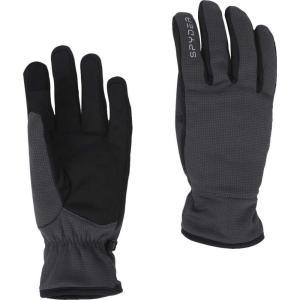 スパイダー Spyder メンズ 手袋・グローブ Centennial Gloves Polar/Black/Polar|fermart2-store