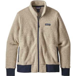 パタゴニア Patagonia レディース フリース トップス Woolyester Fleece Jacket Oatmeal Heather fermart2-store