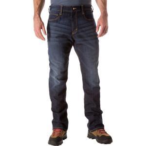 5.11 タクティカル 5.11 Tactical メンズ ジーンズ・デニム ボトムス・パンツ 5.11 Defender-Flex Straight Leg Jeans Indigo|fermart2-store