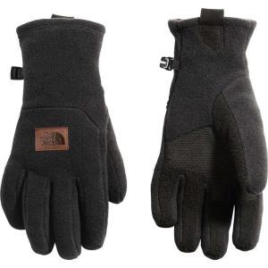 ザ ノースフェイス The North Face メンズ 手袋・グローブ Fleece Patch Gloves TNF Black|fermart2-store