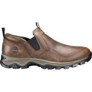 ティンバーランド Timberland メンズ ブーツ シューズ・靴 Mt. Maddsen Slip-On Waterproof Casual Boots Dark Brown|fermart2-store