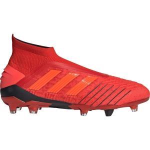 アディダス adidas メンズ シューズ・靴 サッカー Predator 19+ Soccer Cleats Red/Black|fermart2-store