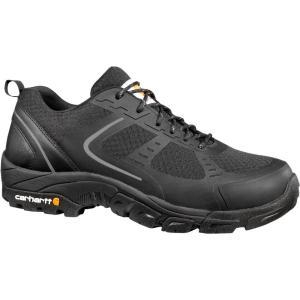 カーハート Carhartt メンズ 革靴・ビジネスシューズ シューズ・靴 lightweight low oxford steel toe work shoes Black|fermart2-store