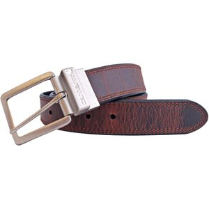 カーハート Carhartt メンズ ベルト reversible belt Brown/Black|fermart2-store