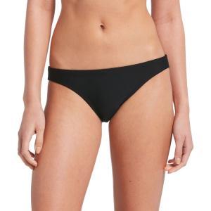 ナイキ Nike レディース ボトムのみ 水着・ビーチウェア Solid Bikini Bottoms Black fermart2-store