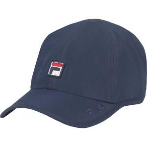 フィラ Fila ユニセックス キャップ 帽子 performance solid tennis hat Navy|fermart2-store