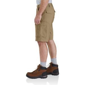 カーハート Carhartt メンズ ショートパンツ カーゴ ボトムス・パンツ rugged flex rigby cargo shorts Dark Khaki|fermart2-store