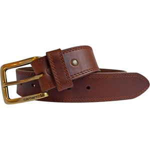 カーハート Carhartt メンズ ベルト Hamilton Belt Brown|fermart2-store
