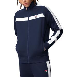 フィラ Fila メンズ ジャージ アウター FILA Renzo Track Jacket Peacoat|fermart2-store