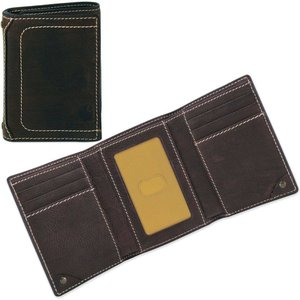 カーハート メンズ アクセサリー 財布 Carhartt Pebble Trifold Wallet|fermart2-store