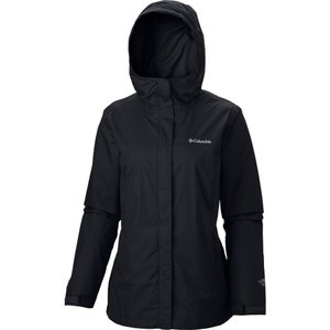 コロンビア レディース アウター ジャケット Columbia Arcadia II Rain Jacket|fermart2-store