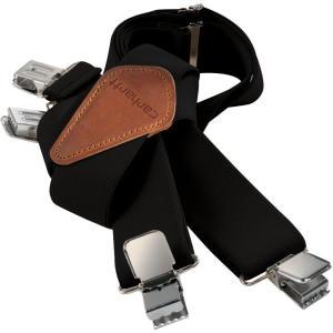 カーハート Carhartt メンズ サスペンダー utility suspenders Black|fermart2-store