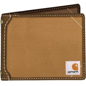 カーハート Carhartt ユニセックス 財布 passcase wallet Carhartt Brown|fermart2-store