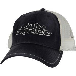 ソルトライフ Salt Life メンズ 帽子 Stance Comfort Twill Hat Black|fermart2-store