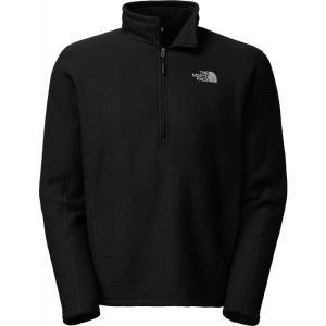 ザ ノースフェイス The North Face メンズ フリース トップス SDS Half Zip Fleece Pullover TNF Black|fermart2-store