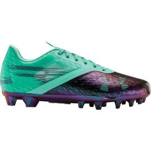 アンダーアーマー Under Armour メンズ アメリカンフットボール シューズ・靴 Blur Lux LE MC Football Cleats Blue/Purple|fermart2-store