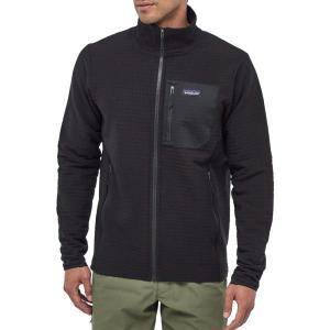 パタゴニア Patagonia メンズ ジャケット アウター R2 TechFace Jacket Black|fermart2-store
