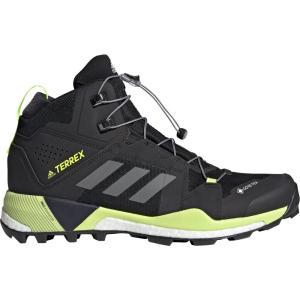 アディダス adidas メンズ ハイキング・登山 シューズ・靴 Terrex Skychaser XT Mid Gore-Tex Waterproof Hiking Shoes Grey/Silver|fermart2-store