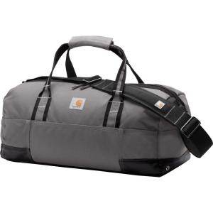 カーハート Carhartt ユニセックス バッグ ギアバッグ Legacy 20'' Gear Bag Grey|fermart2-store