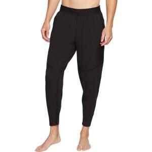ナイキ Nike メンズ スウェット・ジャージ ドライフィット ボトムス・パンツ Yoga Dri-FIT Pants Black/Black|fermart2-store