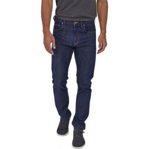 パタゴニア Patagonia メンズ ジーンズ・デニム ボトムス・パンツ Performance Straight Fit Jeans - Regular Dark Denim|fermart2-store
