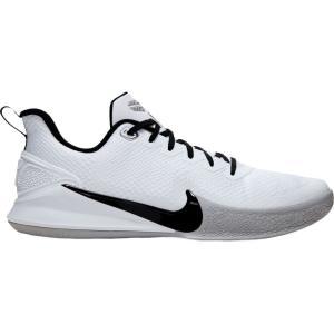 ナイキ Nike メンズ バスケットボール シューズ・靴 Kobe Mamba Focus Basketball Shoes White/Grey|fermart2-store