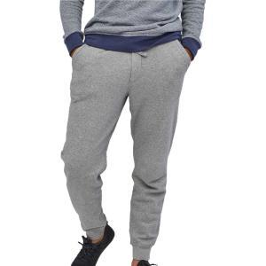 パタゴニア Patagonia メンズ ジョガーパンツ ボトムス・パンツ Mahnya Fleece Jogger Pants Feather Grey|fermart2-store